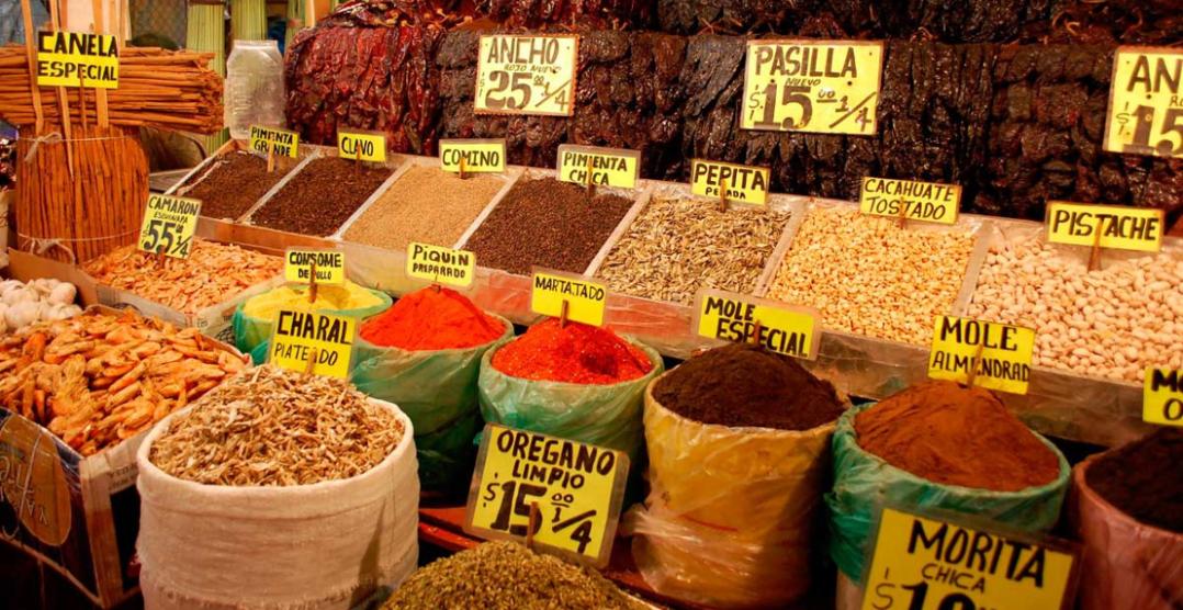 Lista de compras: México