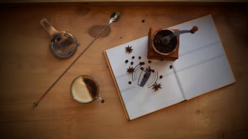 Café (con aroma de mujer)
